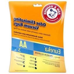 1 X Arm & Hammer Odor Eliminating Premium Allergen AA Eureka