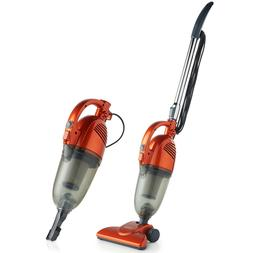 VonHaus 600W 2-in-1 Corded Upright Stick & Handheld Vacuum C
