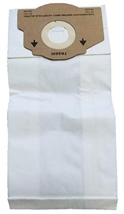 12 Eureka Style RR Vacuum Bags Designed to Fit Eureka Boss 4
