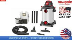 Shop-Vac 12-Gallon 6-HP Wet/Dry Home Garage Shop Vacuum-Clea