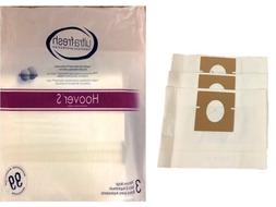12 Hoover Type S Microlined Vacuum Cleaner Bags Futura Spect