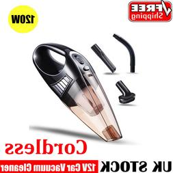 12v cordless hand held vacuum cleaner small