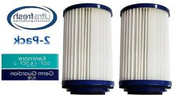 2 HEPA Allergy Vacuum Cleaner Filter for Kenmore DCF-1 DCF1