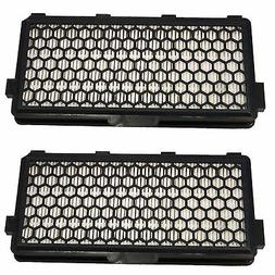 2-Pack Active HEPA Filter for Miele S4000-S8000 Series Vacuu
