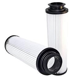 Green Label 2 PACK Type 201 HEPA Filters for Hoover Windtunn