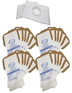 24 Aerus Electrolux Canister Style C Vacuum Cleaner Bags + 2