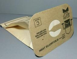 24 Aerus Electrolux Canister Style C Vacuum Cleaner Bags, Ma