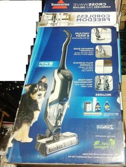 Bissell 2593 CrossWave Cordless Max Deluxe All-In-One Multi-