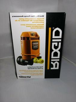 Ridgid VP2000 Genuine OEM 5/8 Inch Quick Connect Pump Access