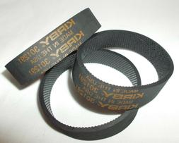 3 Genuine Kirby Vacuum Cleaner Belts G3 G4 G5 G6 SENTRIA I &