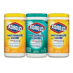 Clorox 30208 Disinfecting Wipes Value Pack 225 Count