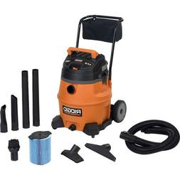 Ridgid 31693 WD1851 16 Gallon 6.5 HP Wet/Dry Vacuum with Car