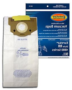 EnviroCare Replacement Vacuum bags for Eureka Style RR Uprig