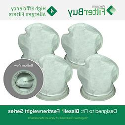 4 - FilterBuy Bissell Featherweight Compatible Filters, Part