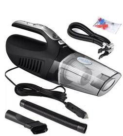 Infitary 4-in-1 Handheld Auto Car Vacuum Cleaner Portable Ti