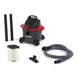 RIDGID 50308 6000RV Portable Wet Dry Vacuum, 6-Gallon Shop V