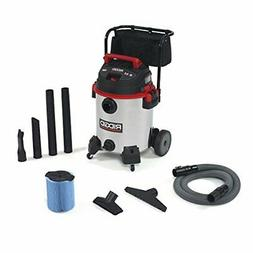 Ridgid 50353RID 1610RV Wet/Dry Vacuum, Stainless Steel, 16 g