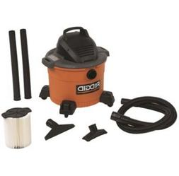 RIDGID 9 Gallon 4.25-Peak HP Wet / Dry Shop Vac Vacuum