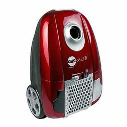 Atrix - Turbo Red AHC-1 Canister Vacuum with 6 Quart HEPA fi