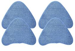 Green Label 4 Pack for Hoover Multi-Surface Microfiber Steam