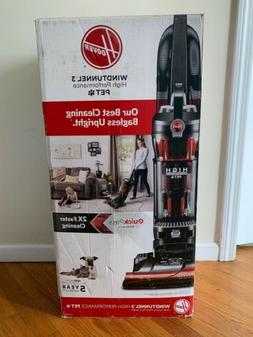 Hoover WindTunnel 3 High Performance Pet Bagless Corded Upri