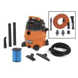 RIDGID 14-Gal. 6.0 Peak HP Wet/Dry Vac with Auto Detailing K