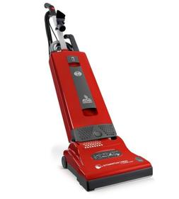 SEBO 9559AM Automatic X4 Pet Upright Vacuum, Red - Corded