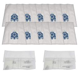ZVac  Compatible Vacuum Bags/Filters Replacement for Miele G
