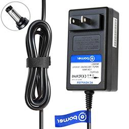T POWER 19V Ac Dc Adapter Charger Compatible with Eufy RoboV