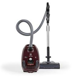 Electrolux Bagged Vacuum Silent Performer Canister Pro syste