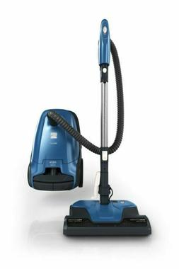 Kenmore BC4002 Bagged Canister Vacuum Cleaner, Blue