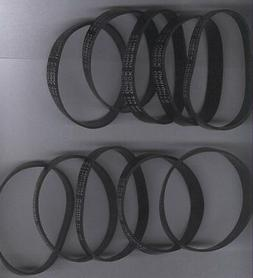 BRAND NEW!!! 10 Count Belts To Fit Oreck XL XL21 & XL2 Uprig