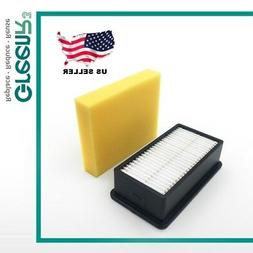 For Bissell 1008 Replacement Air Filters HEPA Vacuum Cleaner