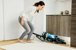 BISSELL PowerForce Helix 2191 Blue Upright Vacuum Cleaner