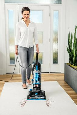 BISSELL PowerForce Helix Bagless Upright Corded Vacuum Clean