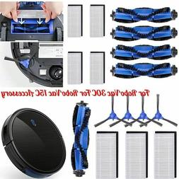 Brush Filter Side Brushes Accessories Replacement Kit For Eu