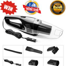 Car Vacuum Cleaner 12V for Auto Portable Wet Dry Dirt Dust H