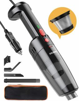 GOOLOO Car Vacuum Cleaner High Power 6500PA Strong Suction H