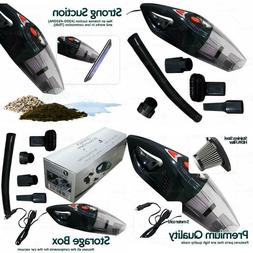 Car Vacuum Cleaner Portable Handheld Car Vacuums with Strong