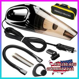 Car Vacuum Cleaner, Portable Handheld Car Vacuums with Stron