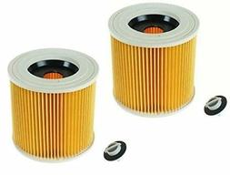 First4Spares Cartridge Filter For Karcher Wet and Dry Hoover