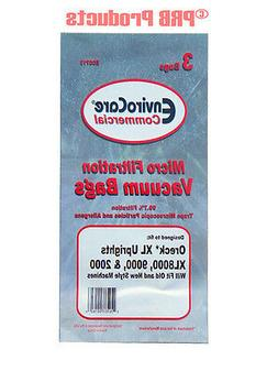 Commercial Vacuum Cleaner Bags #PK80009 Oreck XL Upright XL