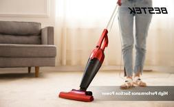 Corded Stick Vacuum Cleaner by BESTEK - Upright and Handheld
