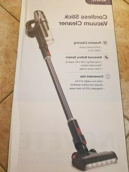Novete Cordless Stick Vacuum Cleaner 2-in-1 Brush Lightweigh