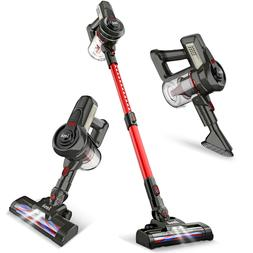 INSE Cordless Vacuum Cleaner 2-in-1 Stick Upright Compact Ha