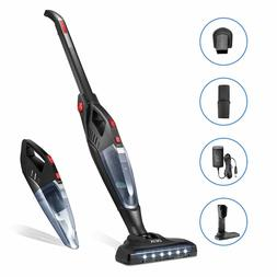 DEIK Cordless Vacuum Cleaner, Rechargeable Stick Lightweight