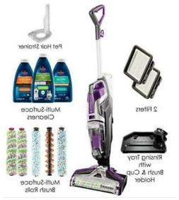 BISSELL CrossWave Pet Pro Upgrade MultiSurface Cleaner NEW W