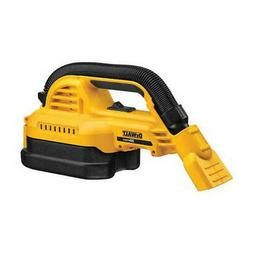 DEWALT DCV517B 20V Max Cordless 1/2 Gallon Wet/Dry Portable