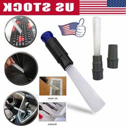 Dust Daddy Brush Universal Vacuum Cleaner Attachment Dirt Re