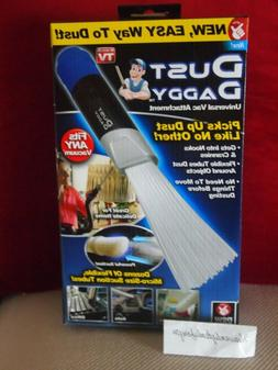 Ontel Dust Daddy | Universal Vacuum Cleaner Attachment | Dus